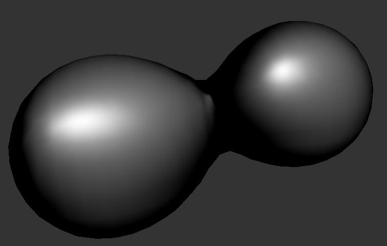 Shaded Metaball
